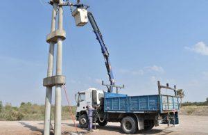 INTESAR Avanza con obras estratégicas para reactivar el sistema energético