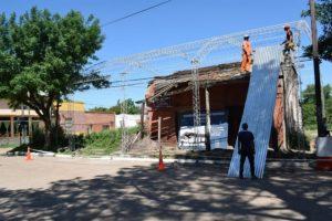 San Roque 4 ofertas para la restauración de la ex Casa de Gobierno $42 millones
