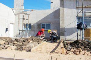 Se presentaron dos oferentes para la terminación de 10 viviendas con recursos provinciales en Rocamora