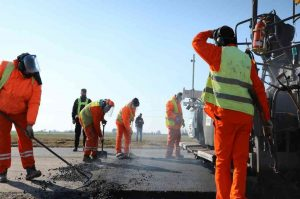 Obras de pavimentación, construcción de veredas, instalaciones pluviales y una obra de tratamiento de líquidos cloacales para Granadero Baigorria y Emilia $ 235 Millones