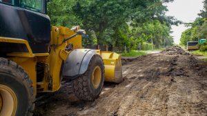 Constructora Calchaquí realiza la renovación total de la calle 359 en Ranelagh