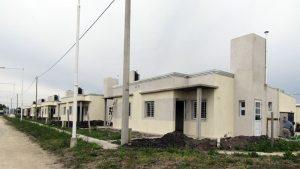 Presentan gran avance las viviendas que se ejecutan en cuatro localidades de EERR