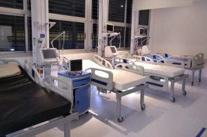 Once ofertas para construir el área COVID en el nuevo Hospital de Rafaela