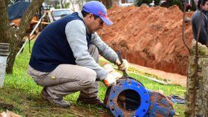 Se llamará a licitación la obra del acueducto metropolitano de Entre Rios