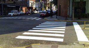 Cañada de Gomez firmó el contrato de adjudicación de obras en zonas semaforizadas de la 9