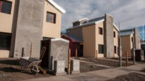 4 Ofertas para la  construcción de 33 viviendas, SEC, en la ciudad de Trelew $ 130 Millones