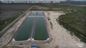3 Ofertas para la tercera etapa del sistema cloacal de Jáchal $ 557 Millones