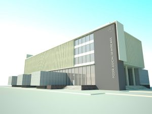 Comienza la obra del nuevo edificio de tribunales en Gualeguaychú