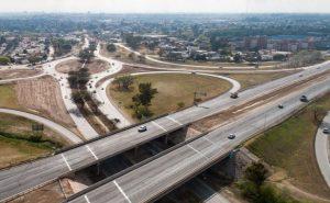 El titular de Vialidad subrayó la «decisión política» de invertir en obras viales, motor de empleo
