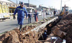 Convenio Municipalidad de Concepción de Uruguay ENOHSA para reemplazar cañerías distribuidoras de hierro fundido correspondientes a la red de agua potable $ 26 Millones