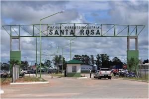 Santa Rosa Mecar S.A iniciará trabajos para mejorar los desagües y la red vial en un sector del parque industrial