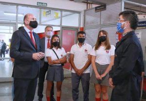 """Venado Tuerto: obras de la Escuela Técnica N°483 """"El Industrial"""" 6 Ofertas $ 124 Millones"""