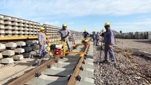 Se reactivó la gestión para hacer el tren a Vaca Muerta