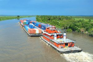 988 Hidrovía: Transporte se encargará de la licitación para el dragado y mantenimiento