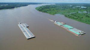 Conformidad del sector privado por el decreto de la hidrovía