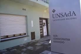 UNSAdA Edificio de aulas 2º planta Sede Baradero $ 29 Millones