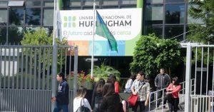 La Universidad Nacional de Hurlingham presentó su ambicioso plan de obras de ampliación $ 205 Millones