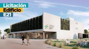 Se licita el segundo edificio de la UNRaf  $ 315 Millones