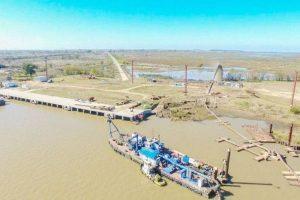Se abrieron sobres para obras energéticas y de conectividad en puerto de Ibicuy
