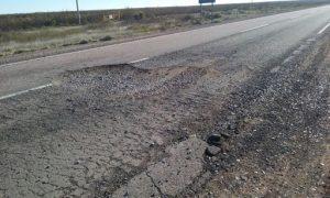 Se cayó licitación de ruta nacional 151 – Rio Negro