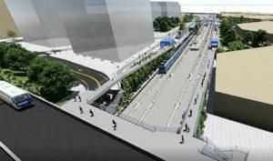 Paso nivel en Tres de Febrero: los detalles de las nuevas obras ferroviarias $ 1.757 Millones
