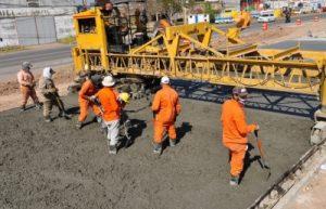 El Gobierno puso en marcha las primeras 30 obras públicas de 2021 en todo el país