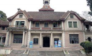 Nuevo Edificio de Aulas – Quinta Rocca (UNAB) Almirante Brown $ 173 Millones
