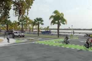 Adjudican a Becha elPrograma Bicivía – Circuito Costanera Baja $ 9,7 Millones