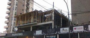 Construcción del Nuevo Edificio de la Facultad de Odontología de Rosario