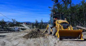 Lanzaron la licitación para la obra de agua potable y cloacas al barrio Altos de la Montaña de Tolhuin $ 44 Millones