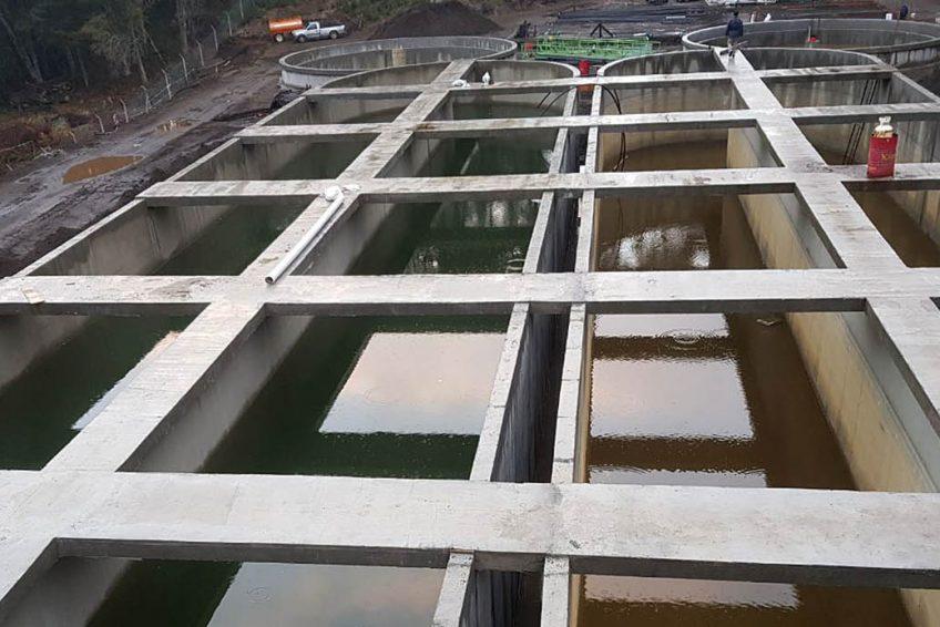 Licitan la nueva Planta de Tratamiento de líquidos cloacales de Zapala $ 871 Millones