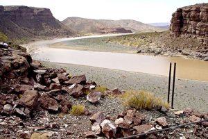 La central hidroeléctrica Los Chihuidos sigue en tramite
