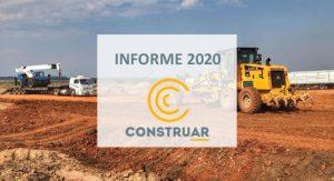 CONSTRUAR – Informe de la obra pública año 2020
