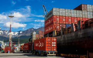 Se abrieron los sobres de la licitación para la ampliación del muelle comercial del Puerto de Ushuaia