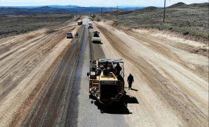 2 Ofertas para la obra de la Ruta 40 Facundo-Tamariscos