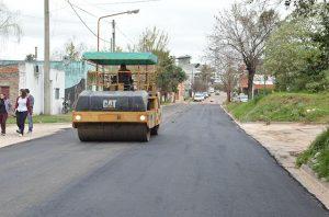 Adjudican a Colichelli y Salper dos pavimentaciones en Concepción del Uruguay
