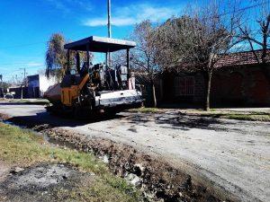 Única oferta para la obra de pavimentación de 53 cuadras en los barrios Futuro y Estrada – San Pedro $ 42 Millones