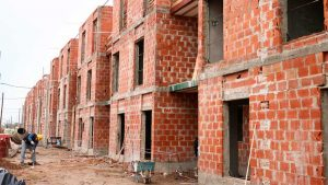 Ofertas para la primera etapa de la construcción de 220 viviendas Esmeralda Este II $ 273 Millones