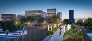Adjudicaron a BRICONS obra en el Parque de la Innovación $ 998 Millones