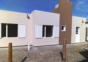 Adjudicaron a CONOBRAS 32 viviendas en el barrio 22 de agosto en Trelew $ 122 Millones