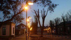 Licitan nuevo sistema de iluminación para barrio Scarafía $ 11 Millones
