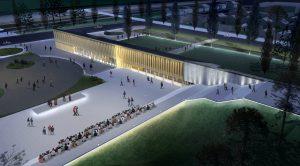 Llaman a licitación para la construcción del Centro Cultural de Aluminé $ 100 Millones