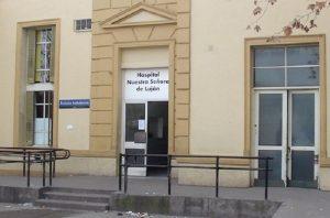 El Municipio de Lujan licita obras de infraestructura para el Hospital $10 Millones