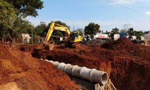 Ofertas para obra de saneamiento en Zapala $ 872 Millones
