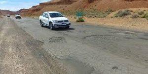 Reparan la Ruta Nacional Nº 25 entre Las Plunas – Paso de Indios $ 608 Millones