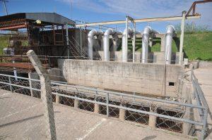 5 ofertas para ejecutar obras complementarias en la estación de bombeo cero de la ciudad de Santa Fe $ 6 Millones