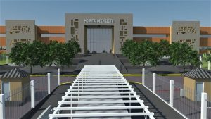 6 Ofertas para el Nuevo Hospital de Chilecito $ 1.829 Millones