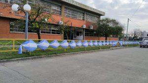 Nuevo edificio en Rosario del Tala y ampliación en Cerrito $ 264 Millones