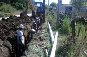 Ofertas para el Desagües Cloacales de la ciudad de San Gregorio $ 208 Millones