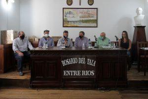 Ofertas para el nuevo edificio de la escuela Quirós de Rosario del Tala $ 264 Millones